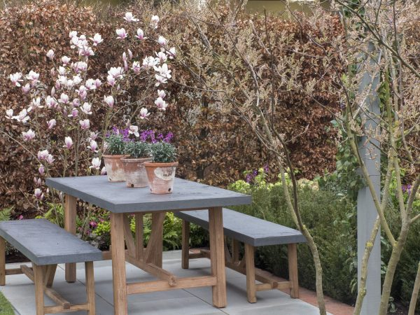 Claudia de Yong's garden for the Association of Professional Landscapers