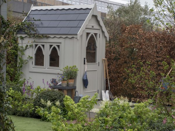 Posh Shed at the Ascot Garden Show