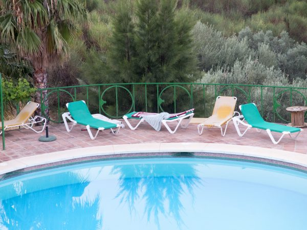 El Canuelo pool