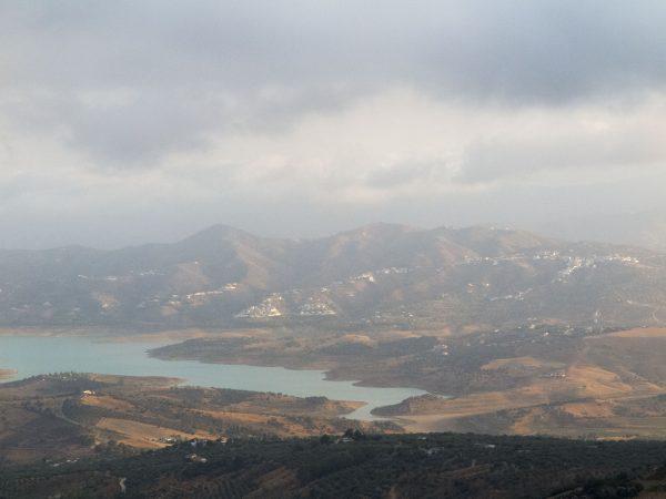 Dawn view, Spain