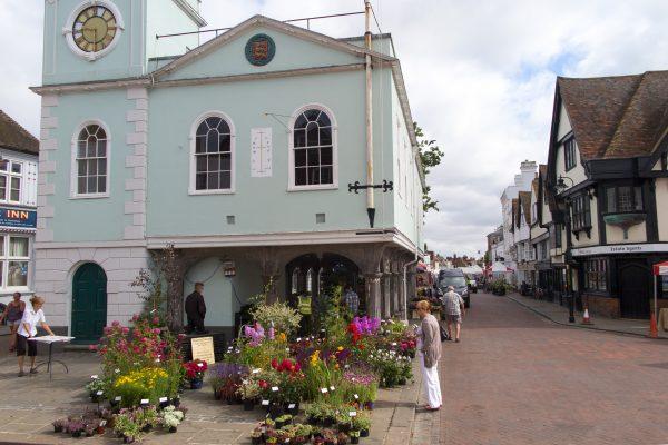 Faversham Open Gardens & Garden Market Day