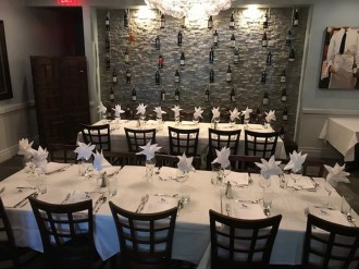 The Midtown Grille Private Dining Room