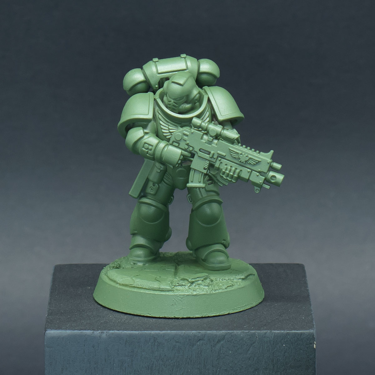 How to paint Raptors Space Marines - Step 1