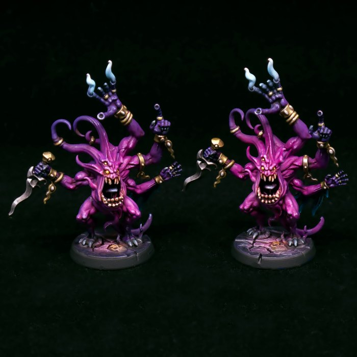 Warhammer Quest: Silver Tower – Pink Horrors