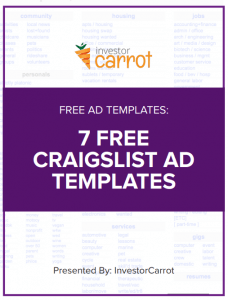 Free Lead Generating Craigslist ads for Instant traffic to your site