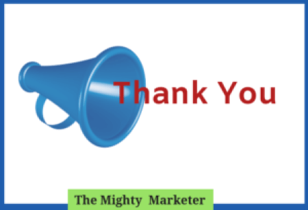 Say thank you to get more referrals