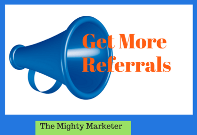 say thank you to get more referrals for freelance work