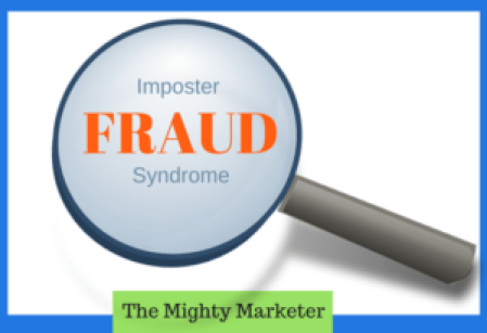 Many freelancers have imposter syndrome