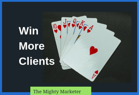 Win more clients with follow up.