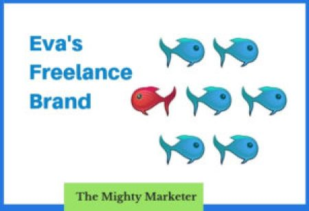 Eva Stabenow uses her freelance brand to attract the right clients.