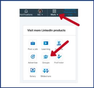 LinkedIn for freelancers groups