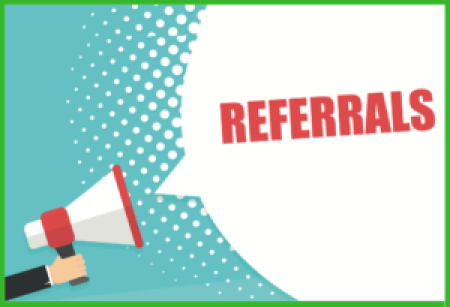 Getting more referrals is part of networking for freelancers