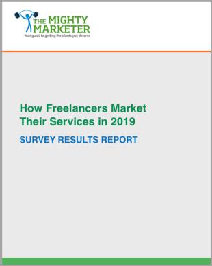 freelance marketing survey results