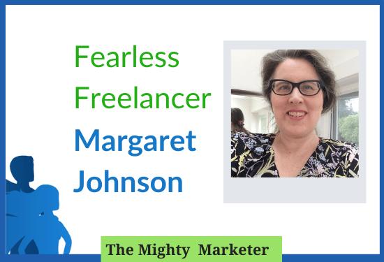 How Margaret Johnson is thriving