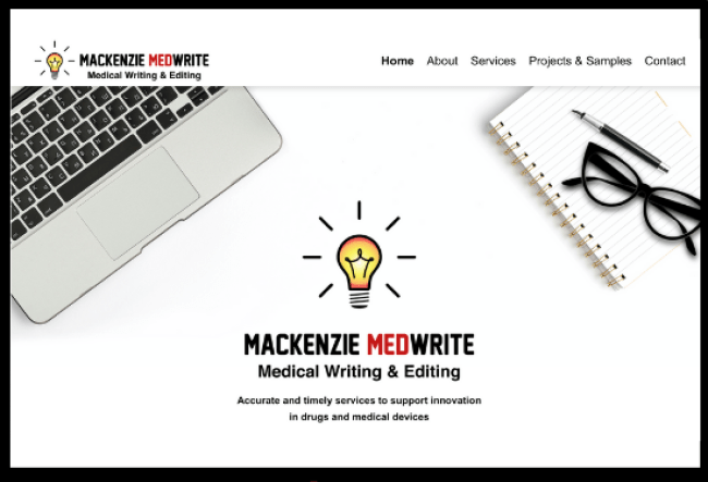 Margaret's innovative logo