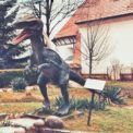 Things to do in Sibiu - Natural History Museum and walk around the dinosaur Garden