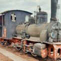 Things to do in Sibiu - see the Museum of Steam Locomotives