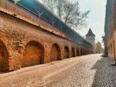 Things to do in Sibiu - follow the city walls