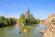One of the best day trip from Paris - Metz
