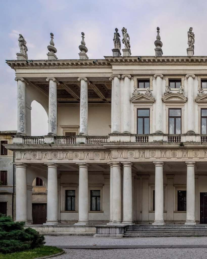 Museo Civico in Palazzo Chiericate in Vicenza, Italy.