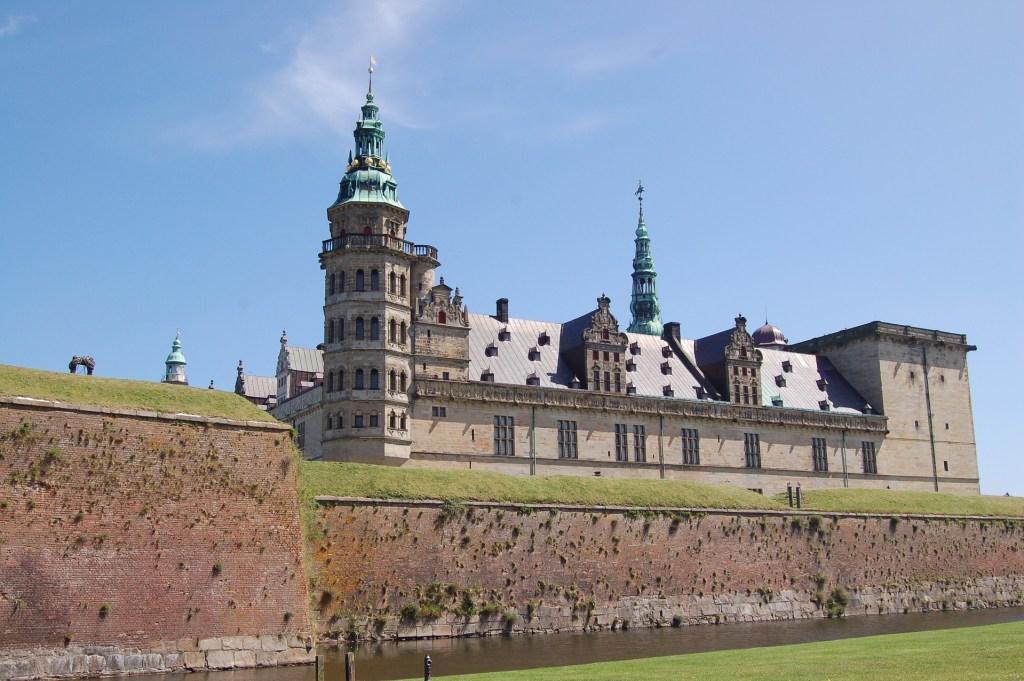 Hamlet Castle, Helsingor Denmark