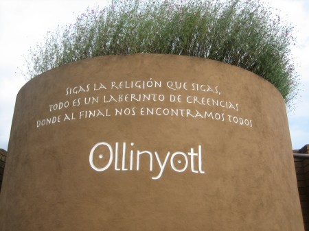Ollinyotl Spa in Malinalco, Mexico