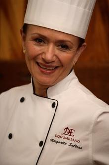 Chef Margarita Carrillo