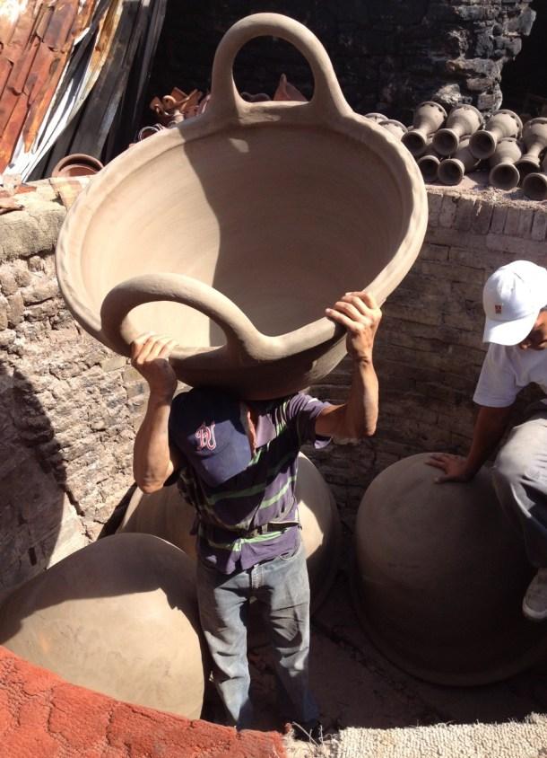 Mole Pots Kiln_Puebla
