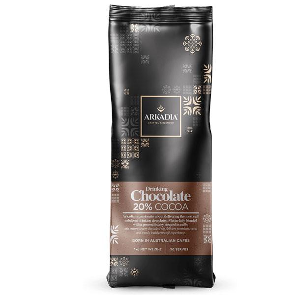 Arkadia Drinking Chocolate 20%