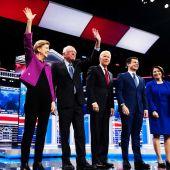 ¿Quién ganó el debate demócrata en Las Vegas?