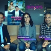 Entrevista con Sandra Echeveria y Jaime Camil de la Pelicula: Las Pildoras de mi Novio, no te pierdas esta incredible entrevista… Feb 21, 2020