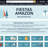 Amazon lanza Fiestas- Amazon…
