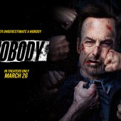 BOX OFFICE HIT 'NOBODY' (UNIVERSAL PICTURES) RELEASES ON DEMAND APRIL 16