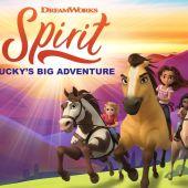 DreamWorks Animation's SPIRIT UNTAMED, on Peacock kids…