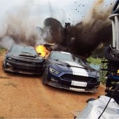 F9 (Fast Saga) | Watch Total CAR-NAGE (BTS VIDEO)