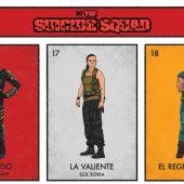 Mike Alfaro Creador de Millennial Loteria, habla sobre su edicion limitada de Suicide Squad Movie Set…
