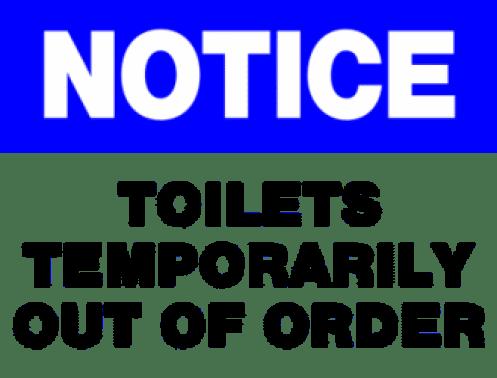 WordPress is Like a Toilet