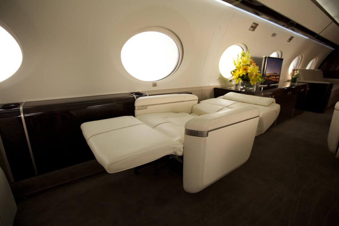 The New Gulfstream G650ER An Ultra Long Range Business Jet