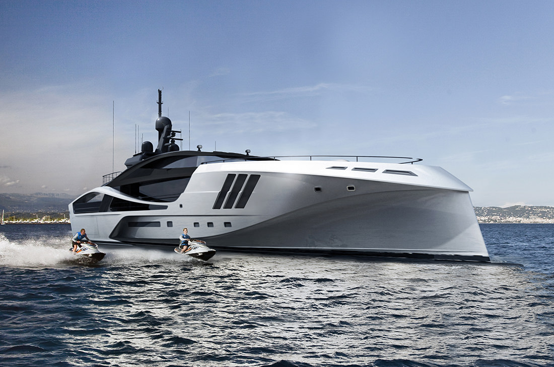 The 48M Supersport By Palmer Johnson