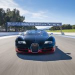 The Bugatti Veyron Grand Sport Vitesse On Paul Ricard Track