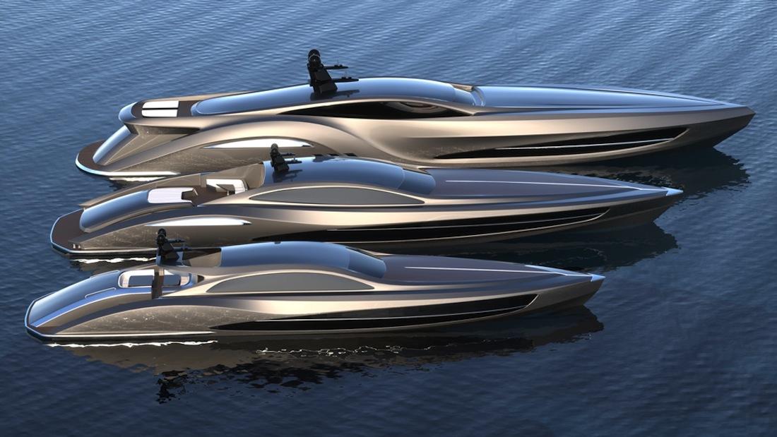 Strand Craft Series Des Yachts Qui Prennent Soin De Votre Voiture De Luxe