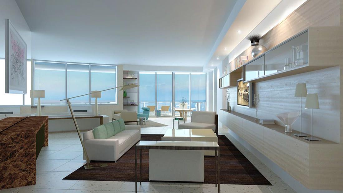 La Porsche Design Tower Miami Une Rsidence Emblmatique