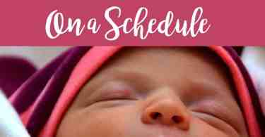 How to get your baby on a schedule | How to get 3 month old on a schedule | Tips for Getting Your Baby on a Schedule | How to get more done with a baby