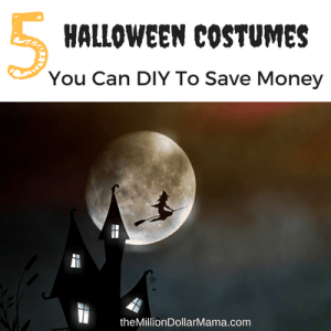 5 DIY Halloween Costumes To Save Money