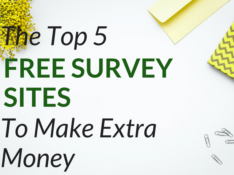 Best Survey Sites to Make Extra Money