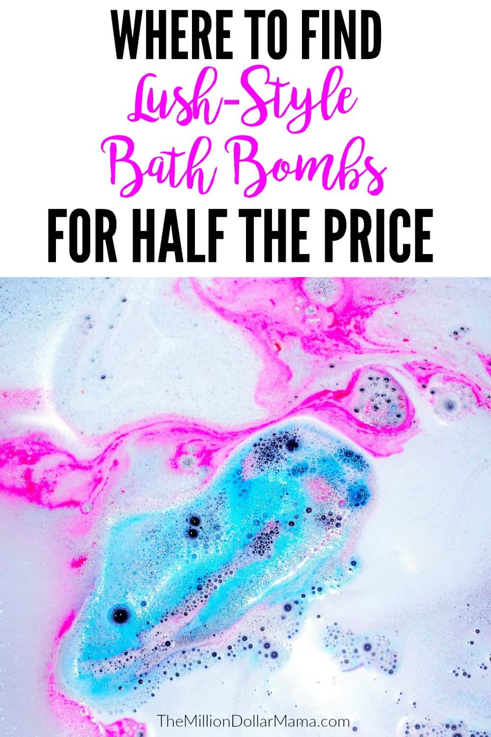 I'm a big fan of Lush bath bombs, but the price can be pretty steep. I still buy them on special occasions, but luckily, I've found a frugal alternative!