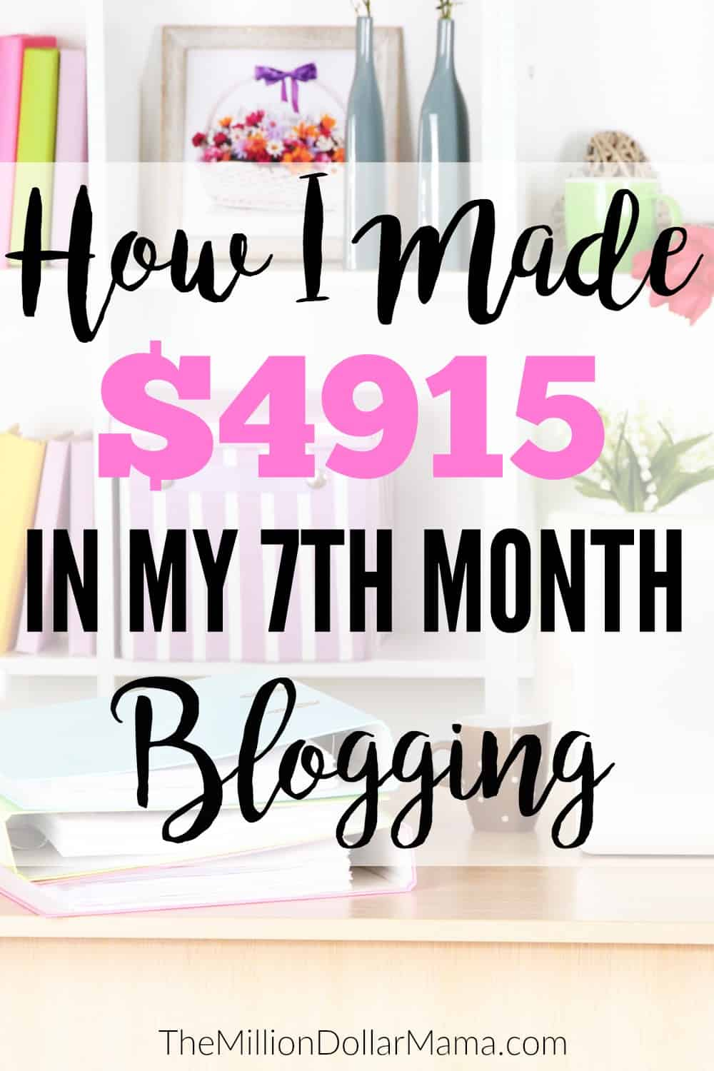 February 2017 Online Income Report - How I Made $4915 In My 7th Month Blogging