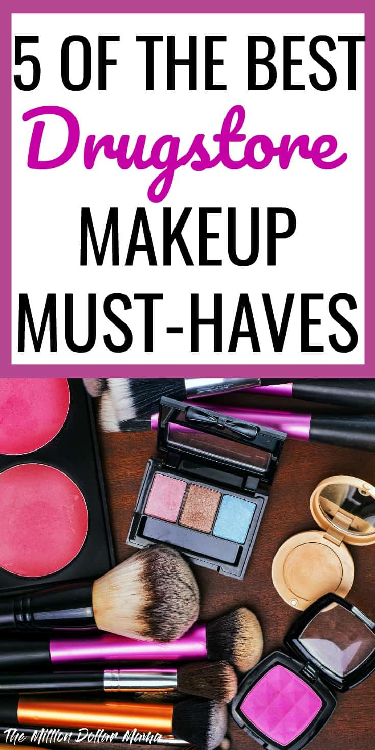 The best drugstore makeup must-haves