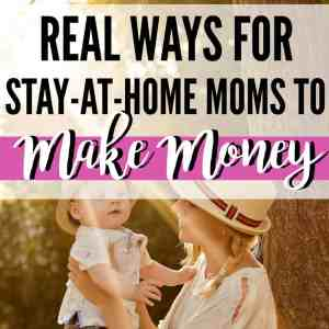 Two Real Online Jobs for Stay-at-Home Moms (That Only Cost $50 to Start!)