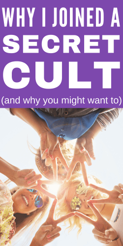 Why I joined the secret FIRE cult and why you might want to, too!